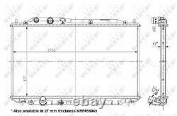 Coolant Radiator 56050 for Honda 19010RNBA51