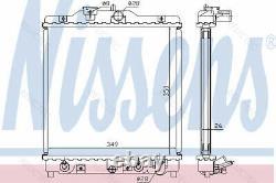 Coolant Radiator Honda RoverCIVIC VI 6,400, V 5, HR-V, 45, CITY, CRX III 3 GRD926