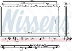 Coolant Radiator HondaACCORD IX 9 190105A2A01 190105A2A01