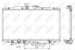 Coolant Radiator HondaACCORD VII 7 19010RBA901