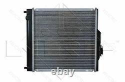 Coolant Radiator HondaCIVIC VI 6, V 5, HR-V, CRX II 2, III 3 19010P1KE01