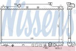 Coolant Radiator HondaCIVIC VII 7 19010-PRA-003 R13511