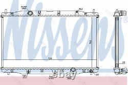 Coolant Radiator HondaCR-V III 3 19010R06E01 R14424