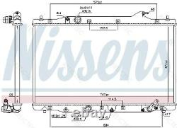 Coolant Radiator HondaCR-V III 3 19010RFWG01