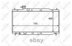 Coolant Radiator HondaCR-V III 3 19010RZPG01