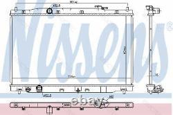 Coolant Radiator HondaCR-V IV 4 19010R5AA51