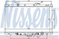 Coolant Radiator HondaELEMENT, CR-V II 2 19010-PPA-A01 19010PZDJ51 19010PPAA52