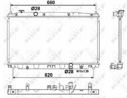 Coolant Radiator HondaJAZZ III 3 19010RB0004 19010RB0E91