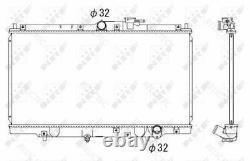 Coolant Radiator HondaPRELUDE V 5 19010P0FJ01 19010P5L023 19010POFJ010M