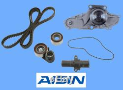 Engine Timing Belt Kit & Water Pump GENUINE Aisin for HONDA/ACURA V6 Expedited
