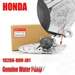 For Honda & Acura V6 Odyssey Genuine Honda OEM Timing Belt & Water Pump Kit