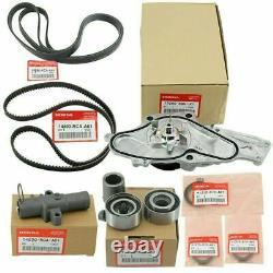 For Honda & Acura V6 Odyssey Genuine Honda OEM Timing Belt & Water Pump Set New