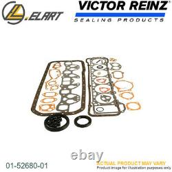 Full Head Gasket Set For Honda Rover Crx II Ed Ee D16a6 D16a7 Victor Reinz