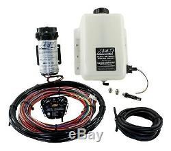 GENUINE AEM 30-3300 Water Methanol Injection Kit 1 Gallon Tank V2 with MAP Sensor