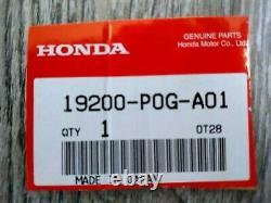 Genuine Honda Acura Legend MK1 2.7 2.7i Water Pump 19200-P0G-A01 19200P0GA01