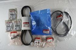 Genuine Honda/Acura V6 Timing Belt & Water Pump Kit (Honda Factory Parts)