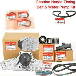 Genuine Honda Car Water Pump&OEM Timing Belt Set For Honda&Acura V6 Odyssey