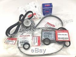 Genuine Honda Civic 1.6L SOHC Timing Belt & Water Pump Kit 19200-P2A-A01