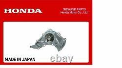 Genuine Honda Water Pump Nsx Na1 C30a