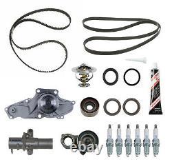 Genuine OEM Timin Belt & Water Pump Kit with Plugs fits Honda Odyssey V6