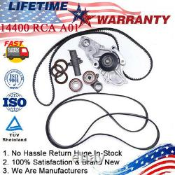 Genuine Timing Belt & Water Pump Kit 14400 RCA A01 For ACURA Accord Odyssey V6