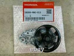 Honda Genuine OEM CIVIC FN2 ACCORD K-SERIES EURO R Water Pump 19200-RBC-013