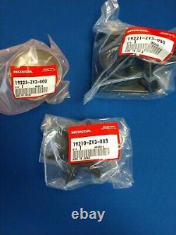 Honda Genuine Oem Water Pump Impeller Kit 06193-zy3-000