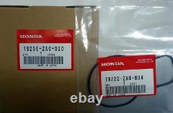 Honda Genuine Water Pump & Gasket 19200-ZA0-020 & 19222-ZA0-004 ES6500 EX5500 EL