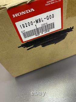 Honda NTV 650 Deauville Water Pump Genuine New Pompa Acqua 19200-MBL-G00