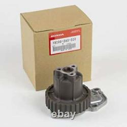 JDM HONDA GENUINE Parts 19200-ZA0-020 Water Pump Assy ES6500