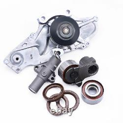 NEW Genuine Timing Belt & Water Pump Kit For ACURA Accord Odyssey Pilot V6 Parts
