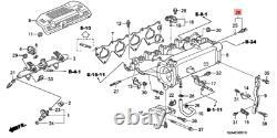 New Genuine Honda Radiator Coolant Temperature Water Sensor 37870PLC004 OEM