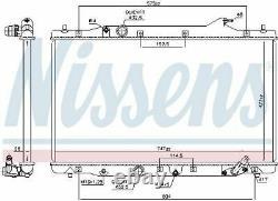 Nissens 606216 Radiator Engine Cooling Man