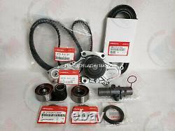 Oem/genuine Complete Timing Belt & Water Pump Kit For Honda/acura V6