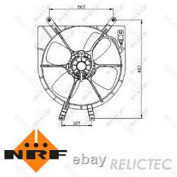 Radiator Fan Cooling HondaCIVIC VI 6, V 5 19015P08003 19030P08013 19020P08003