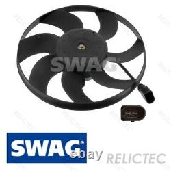 Radiator Fan Cooling VW Skoda Seat Audi HondaOCTAVIA II 2, A3, ALTEA, GOLF VI 6