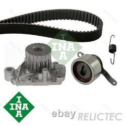 Timing Belt + Water Pump Set HondaCIVIC VI 6