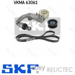 V-Ribbed Belt Set HondaCIVIC VIII 8, CR-V 3 04301-RNA-306 31170-RZP-G01